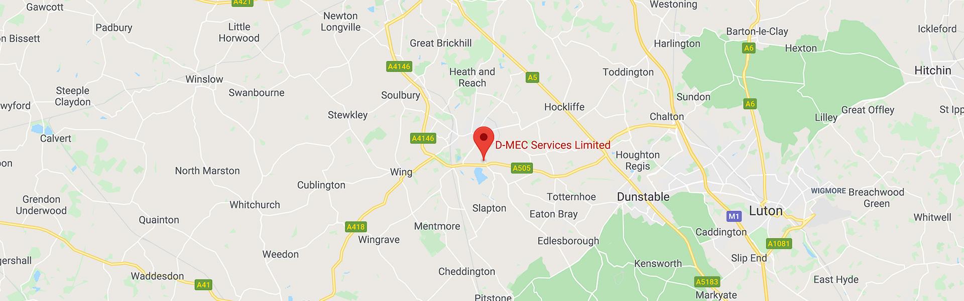 D-Mec Services Office Location
