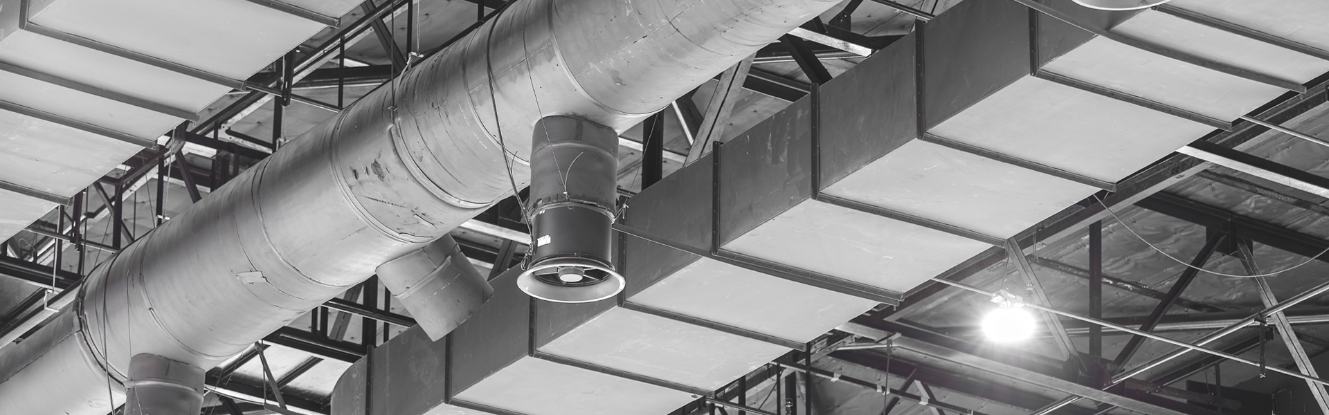 Ventilation System at a Commercial Facility