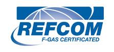 Refcom F Gas Certificated